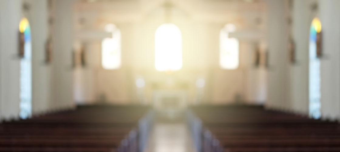 Church funeral services planning