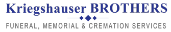 Kriegshauser BROTHERS - Funeral, Memorial & Cremation Services